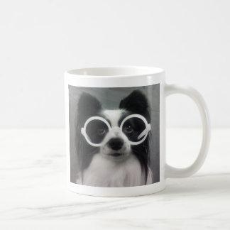 Papillon Puppy Coffee Mug