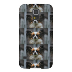 Case-Mate Barely There Samsung Galaxy S5 Case with Papillon Phone Cases design