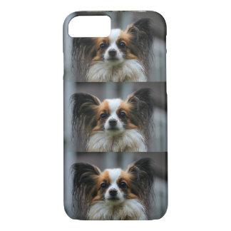 Papillon Puppy Dog iPhone 8/7 Case