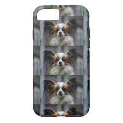 Case-Mate Barely There iPhone 7 Case with Papillon Phone Cases design