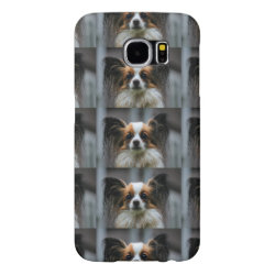 Case-Mate Barely There Samsung Galaxy S6 Case with Papillon Phone Cases design