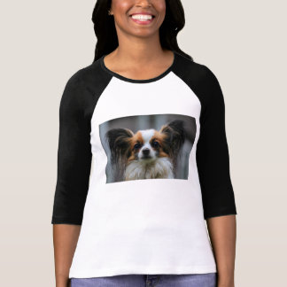 Papillon Puppy Dog T-Shirt
