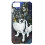 Papillon puppy iPhone 5C cover