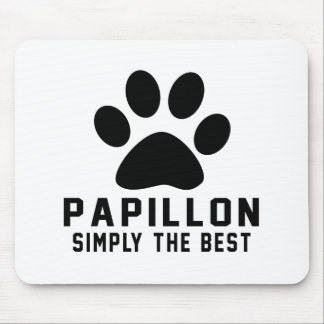 Papillon Simply the best Mouse Pad