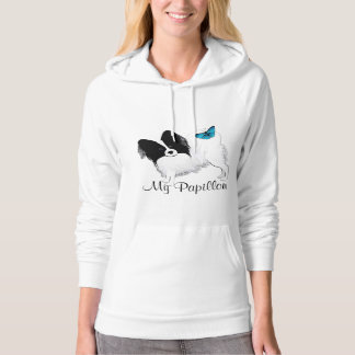 Papillon~ the Butterfly Dog Hoodie