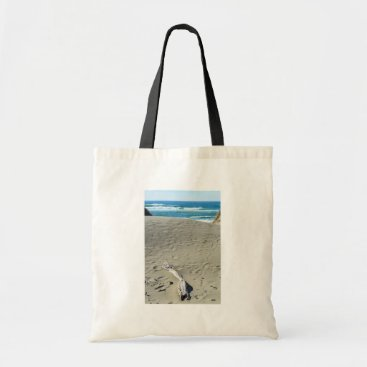 Beach Themed Papillon Tote Bag