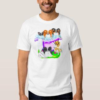 Papillon Tub Full Shirt
