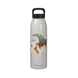 Papillon Witch Drinking Bottle