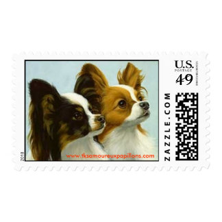 PapillonPostage Stamp and website