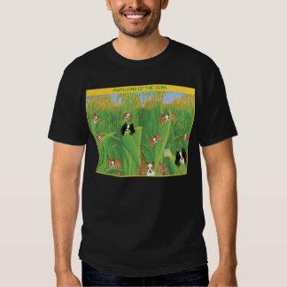 Papillons of the Corn Tee Shirt