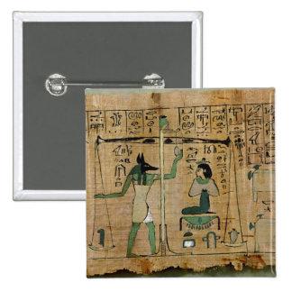 Papiro funerario de Djedkhonsouefankh Pin