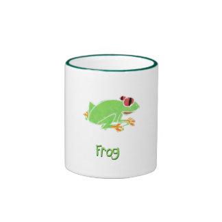 Papo & Yo Mug - Frog