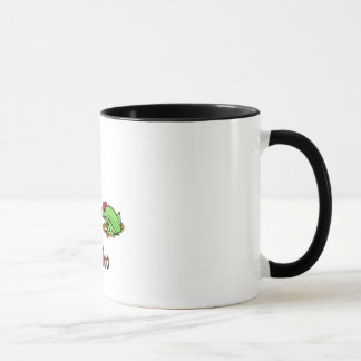 Papo & Yo Mug - Quico and Frog