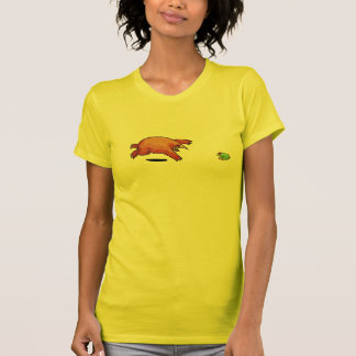 Papo & Yo T-shirt - Monster and Frog