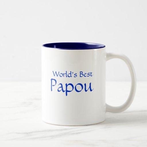 Papou, World's Best Coffee Mugs