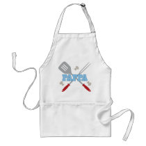 Pappa BBQ Grilling Apron Gift