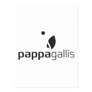 PappaGallis Postcard
