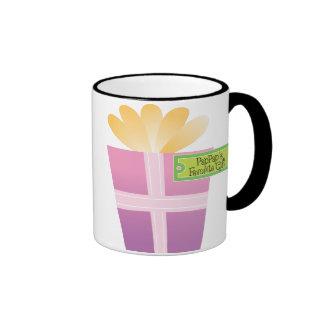 PapPap's Favorite Gift Ringer Mug
