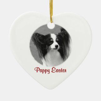 Pappy Easter Ceramic Ornament