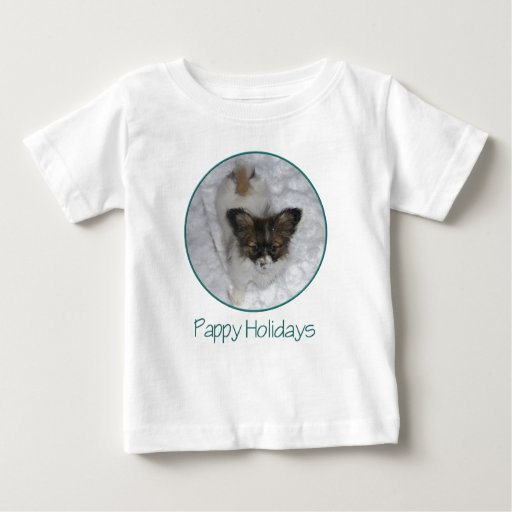 Pappy Holidays (3) Baby T-Shirt