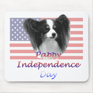 Pappy Independence Day Mouse Pad