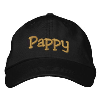 Pappy Personalized Embroidered Baseball Cap / Hat
