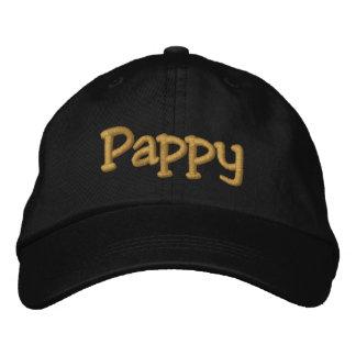 Pappy personalizó la gorra de béisbol/el gorra bor