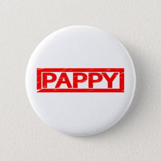 Pappy Stamp Pinback Button
