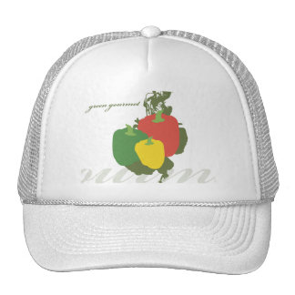 Paprika Gastrónomo verde Gorro