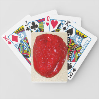 """Paprika"" Gemüse de Vertrockneter Baraja Cartas De Poker"