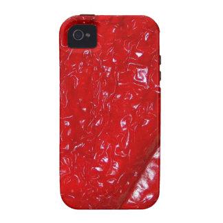 """Paprika"" Gemüse de Vertrockneter Case-Mate iPhone 4 Carcasa"