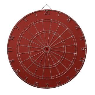 PAPRIKA (solid deep red color) ~ Dartboards