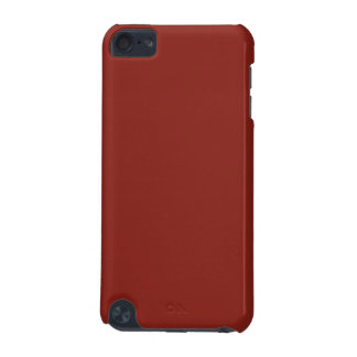 PAPRIKA (solid deep red color) ~ iPod Touch 5G Cover