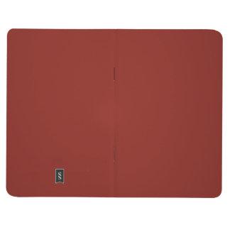 PAPRIKA (solid deep red color) ~ Journals