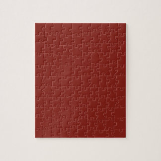 PAPRIKA (solid deep red color) ~ Jigsaw Puzzles