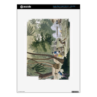 Papu tribe on the Isle of Rawak, plate 20 from 'Le iPad 3 Decal