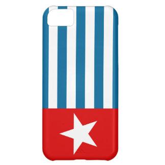Papua del oeste funda iPhone 5C
