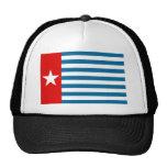 Papua del oeste gorras