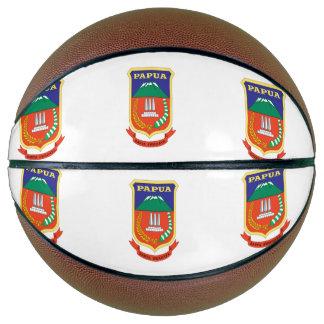 Papua Flag Basketball