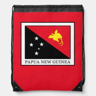 Papua New Guinea Drawstring Bag