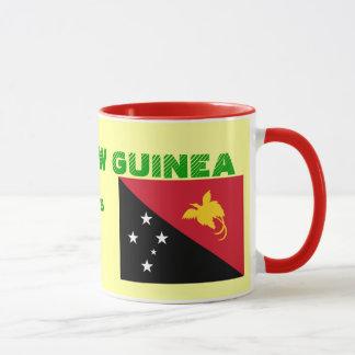 Papua New Guinea* Flag Mug
