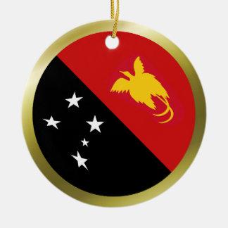 Papua New Guinea Flag Ornament