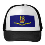 Papua New Guinea Governor General Flag Mesh Hats