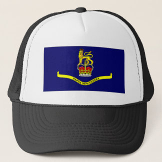 Papua New Guinea Governor General Flag Trucker Hat