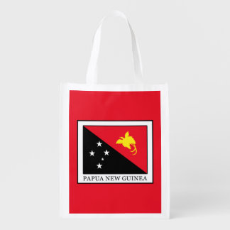 Papua New Guinea Grocery Bag