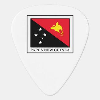 Papua New Guinea Guitar Pick