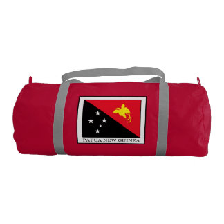 Papua New Guinea Gym Bag