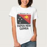 Papua New Guinea Made Shirt