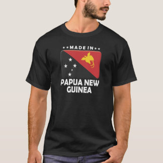 Papua New Guinea Made T-Shirt