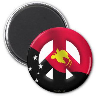 Papua New Guinea Magnets